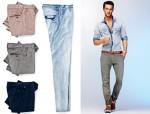 Правильный размер джинсов — как не ошибиться при выборе мужских джинсов
