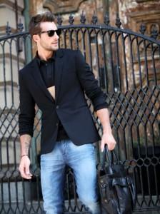 фото бугорки на джинсах
