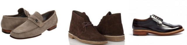 обувь мужская кэжуал