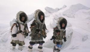 парки эскимосов