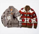 Виды мужских свитеров — различие по типу воротника и ткани