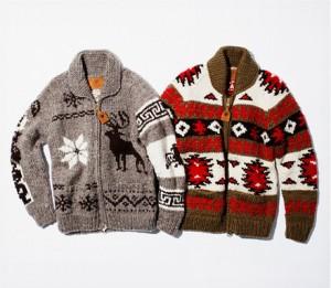 виды свитеров миниатюра
