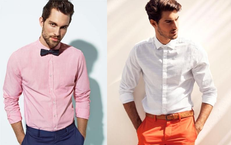 8cba4427933 Виды мужских рубашек - приталенные и свободные