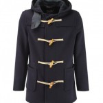 Зимнее мужское пальто с капюшоном — беглый обзор дафлкотов в московских магазинах