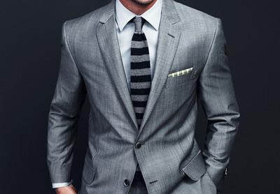 шерстяной галстук