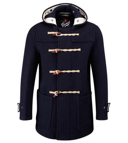 gloverall мужское пальто