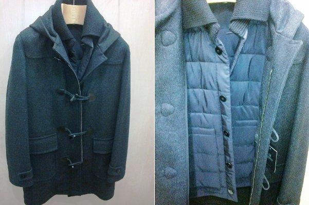 henderson пальто с капюшоном