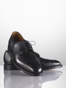 кожаная классическая мужская обувь