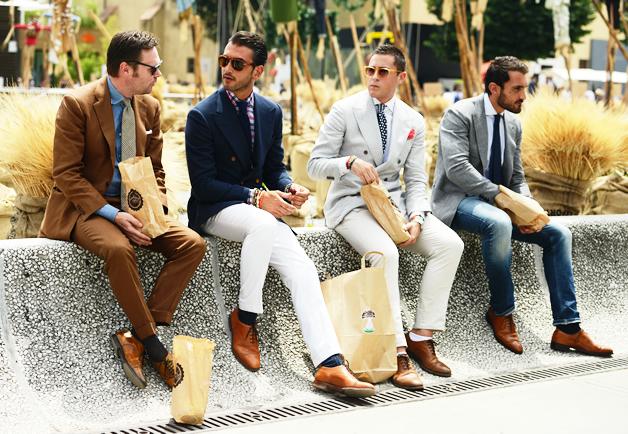 итальянцы в ботинках