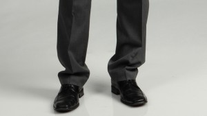 слишком длинные брюки
