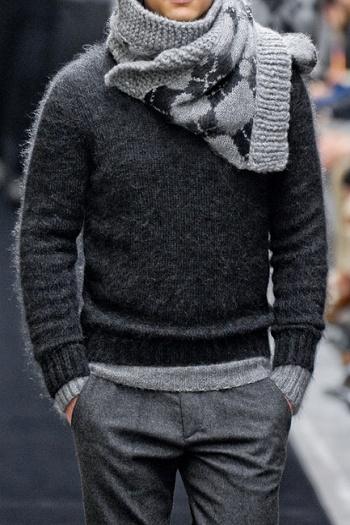 сочетание шерстяные мужские брюки 3