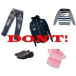 Осторожно, безвкусная одежда: 5 самых нелепых вещей месяца