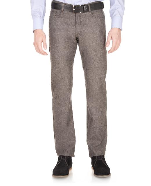 мужские брюки из шерсти henderson