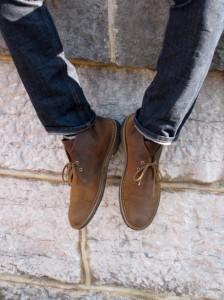 обувь на весну для мужчины