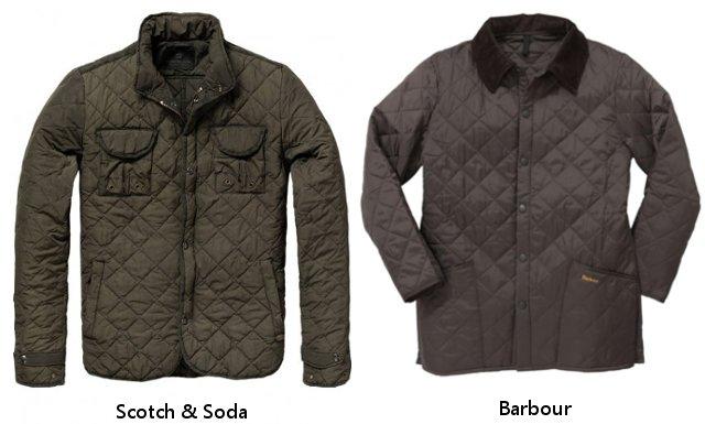 стеганые куртки 2