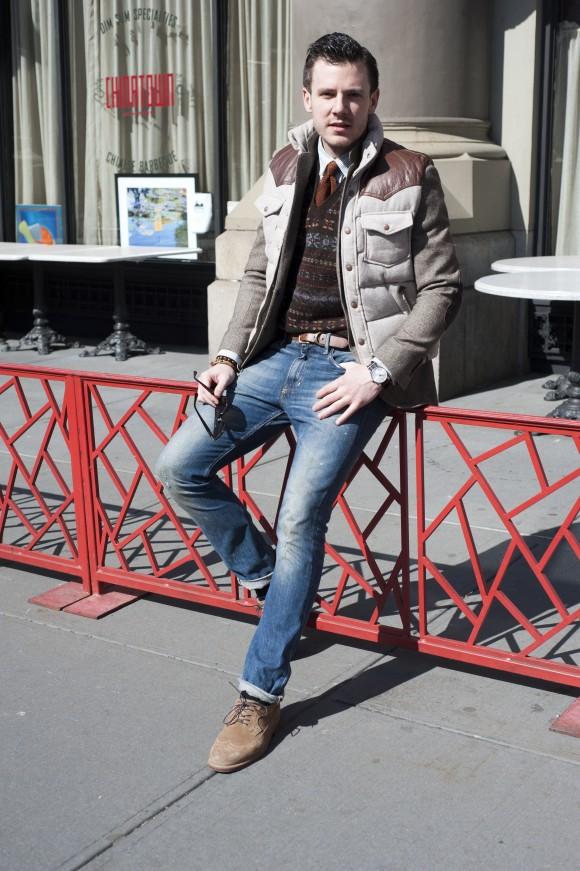 сочетание мужской одежды 7