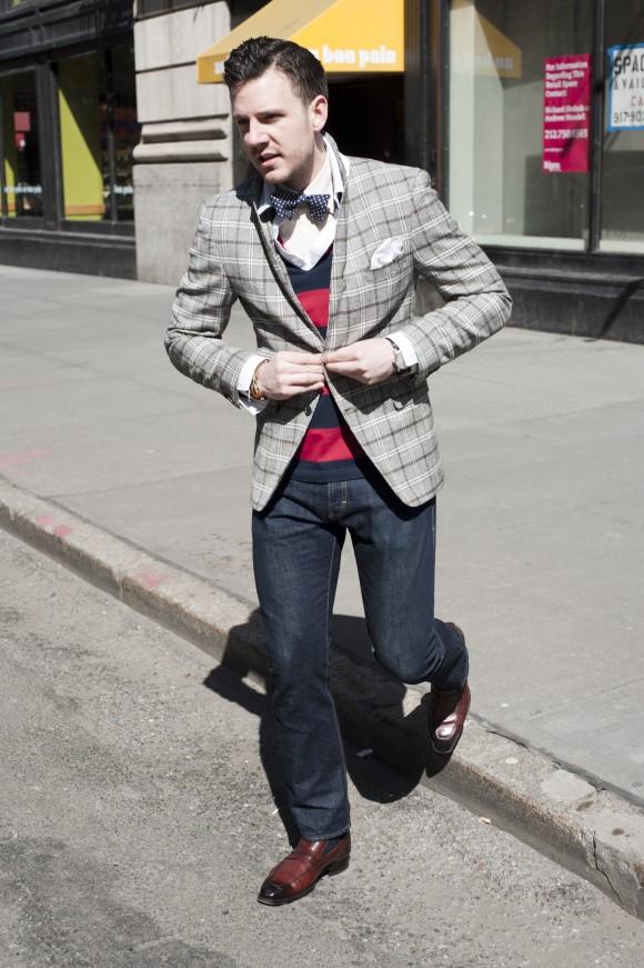 сочетание мужской одежды 3