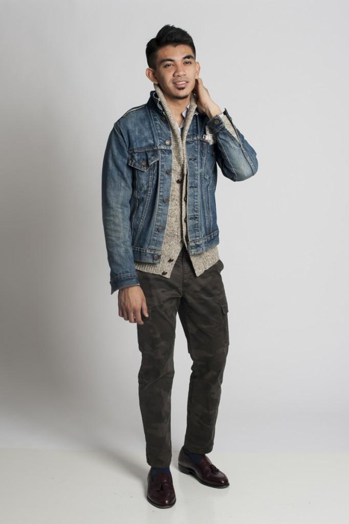 сочетание мужской одежды 4