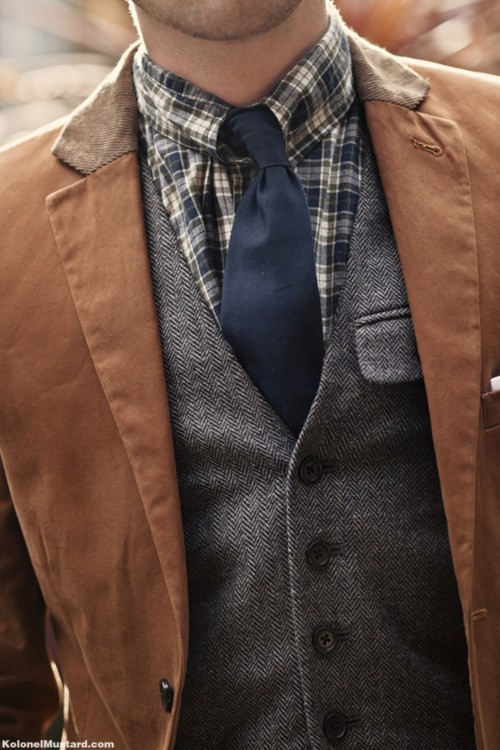 сочетание мужской одежды 1