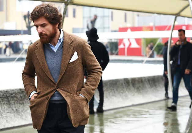 сочетание мужской одежды 5