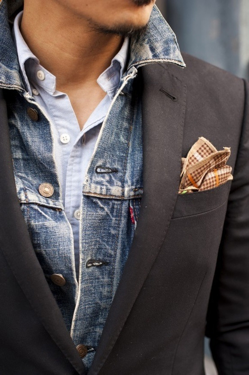 сочетание мужской одежды 2