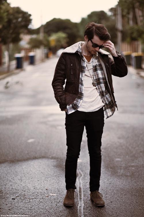 сочетание мужской одежды 6