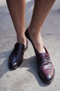 скрытый носок