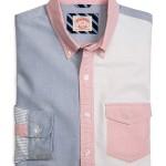 Рубашка с воротником на пуговицах: американский вклад в индустрию мужской моды