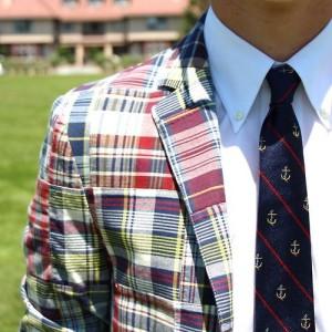 пиджак и галстук лого