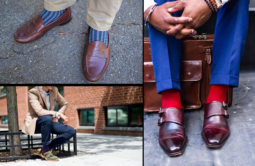 9015d59bf27 Цветные мужские носки - современный тренд в мужском стиле