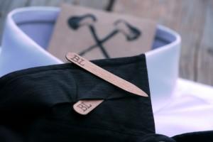 деревянные косточки для воротника рубашки