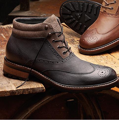 28957557b Осенняя мужская обувь: три варианта - три стиля | Yepman.ru - блог о ...
