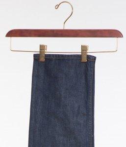 как хранить джинсы