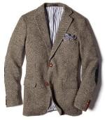 Мужской твидовый пиджак: как выбрать, с чем носить