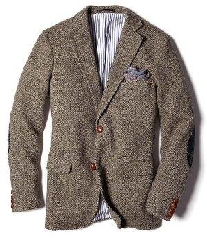Мужской твидовый пиджак  как выбрать, с чем носить   Yepman.ru ... 908fe91faa1