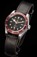 TUDOR Heritage Black Bay: мужские часы с характером (видео от спонсора)