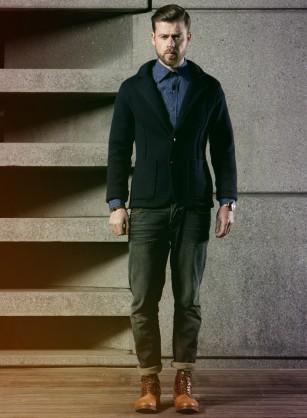 мужские джинсы и обувь