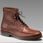 Высокие ботинки Massimo Dutti
