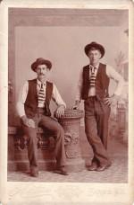 Вопрос-ответ: мужская мода 20-30-х годов