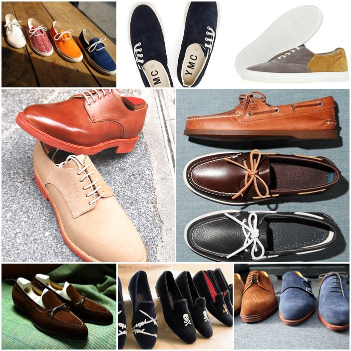 shoes for sockless