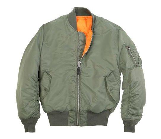 Альфа Индастрис куртка МА-1