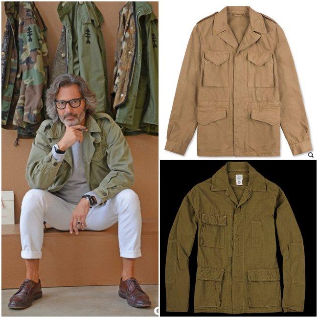 осень удлиненная куртка