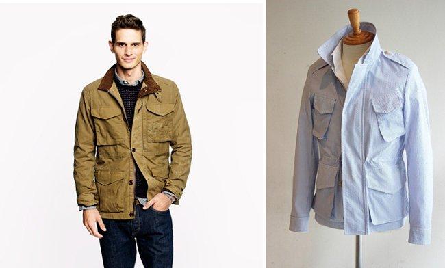 мужская куртка м-65