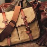 Вопрос-ответ: как носить мужскую сумку на плече?