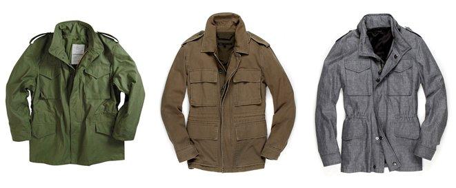 field jacket m-65