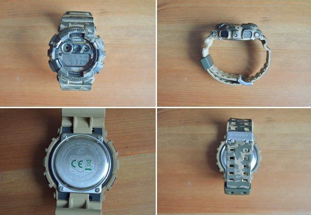 Мужские часы Casio G-Shock GD-120 cm