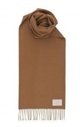 шарф из шерсти викуньи