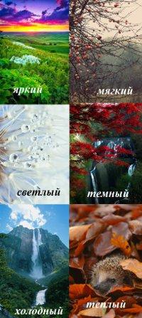 цветовые характеристики
