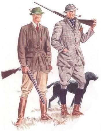 норфолкский пиджак