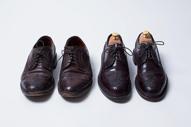 Ботинки Alden Скотт Шульц